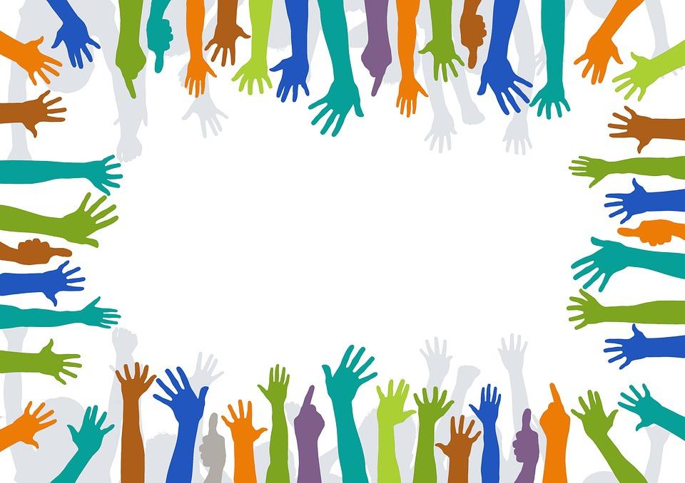 Vrijwilligers - Helpende handen